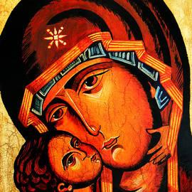 Ryszard Sleczka - Virgin of Tenderness