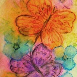 Hazel Holland - Visions of Spring 1