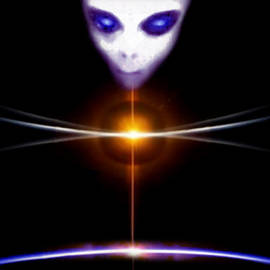 Hartmut Jager - Alien Visitor