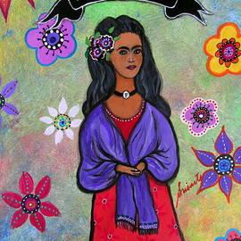 Pristine Cartera Turkus - Viva La Frida