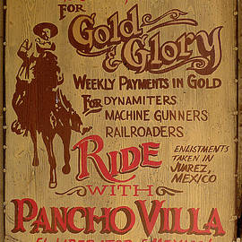 Richard Reeve - Viva Revolucion - Pancho Villa
