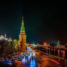 Alexander Senin - Vodovzvodnaya Tower Of Moscow Kremlin