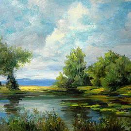 Mikhail Savchenko - Voronezh River Beauty