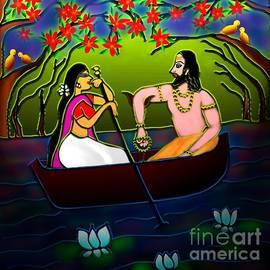 Latha Gokuldas Panicker - Voyage