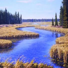 Rick Hansen - Voyagers Trail