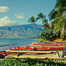 Sharon Mau - Waa Kaulua O Kihei Maui Hawaii