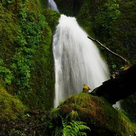 Jeff  Swan - Wahkeena Falls