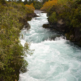Venetia Featherstone-Witty - Waikato River Huka Falls