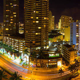 Shane Hofstetter - Waikiki Bending Street