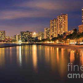 Henk Meijer Photography - Waikiki Beach - Honolulu