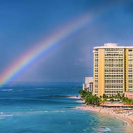 Tin Lung Chao - Waikiki Rainbow