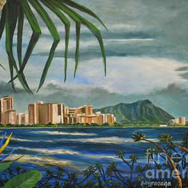 Larry Geyrozaga - Waikiki View