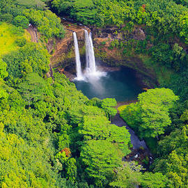 Henk Meijer Photography - Wailua Falls - Kauai