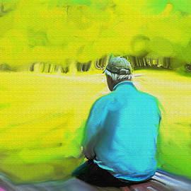 Lenore Senior - Waiting for Hay