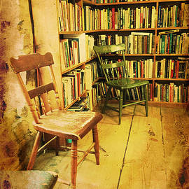 Richard Reeve - Waiting Room