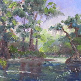 Susan Richardson - Wakulla River