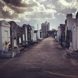 Corinne Aubin - A Walk with the Dead