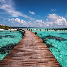 Jenny Rainbow - Walk Over the Water