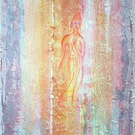 Asha Carolyn Young - Walking Buddha