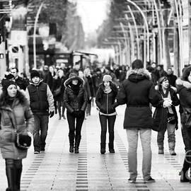 John Rizzuto - Walking Down Champs-Elysees