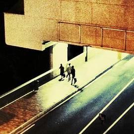 Julian Darcy - Walking home