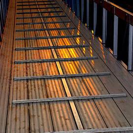 Lynda Lehmann - Walkway to Sunset