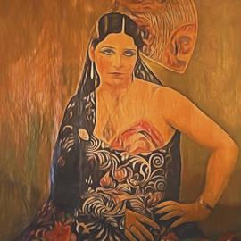 Chuck Caramella - Wall Fresco  ...