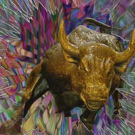 Jack Zulli - Wall Street Bull 3