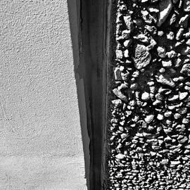 Fei A - Wall Texture B W