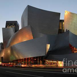 Bob Christopher - Walt Disney Concert Hall 21