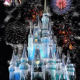 Thomas Woolworth - Walt Disney World Frosty Holiday Castle