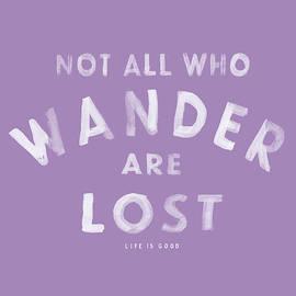 Wander Lost - Fine Art