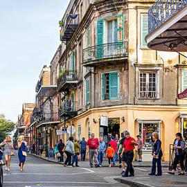 Steve Harrington - Wandering in the French Quarter