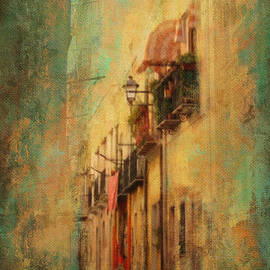 Carla Parris - Wandering the Streets of Italy