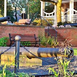 Kim Bemis - War of 1812 Cannons - Lewes Delaware