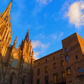 Georgia Mizuleva - Warm Glow Cathedral - Impressions Of Barcelona