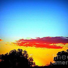 Roberto Gagliardi - Warm sunset in Australia