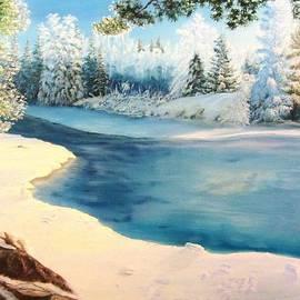 Gavin Kutil - Warm Winter Snow