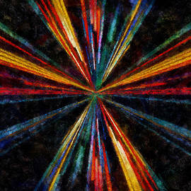 Thomas Woolworth - Warp Speed Abstract Pilots View