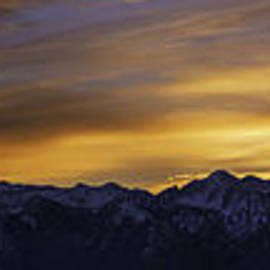 Chad Dutson - Wasatch Dawn