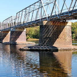 Francie Davis - Washington Crossing Bridge 3