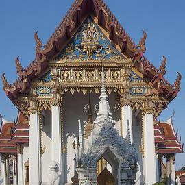 Gerry Gantt - Wat Amarintaram Ubosot DTHB1507