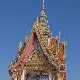 Gerry Gantt - Wat Bukkhalo Front Roof-top Pavilion Gable DTHB1822
