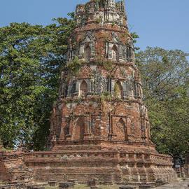 Gerry Gantt - Wat Mahathat Conical Prang DTHA0228