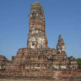 Gerry Gantt - Wat Phra Ram Great Central Prang Complex DTHA0160