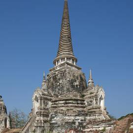 Gerry Gantt - Wat Phra Si Sanphet Chedi DTHA0031