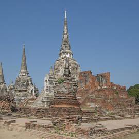 Gerry Gantt - Wat Phra Si Sanphet Chedis DTHA027