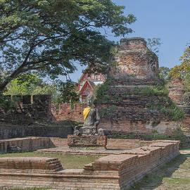 Gerry Gantt - Wat Phra Si Sanphet Peripheral Chedi Ruins and Wihan Buddha DTHA0209