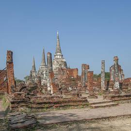 Gerry Gantt - Wat Phra Si Sanphet Wihan Phra Palelai Ruins DTHA0205