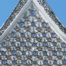 Gerry Gantt - Wat Prot Ket Chettharam Phra Ubosot Gable DTHB1888
